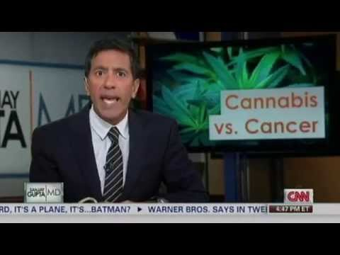Cannabis vs Cancer Dr  Sanjay Gupta CNN  The CBD Discovery