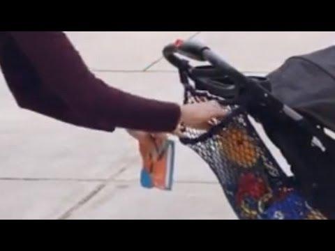 Dreambaby Stroller Bag - Demonstration Video | BabySecurity