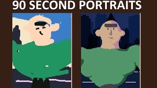 90 second Portraits (free game)