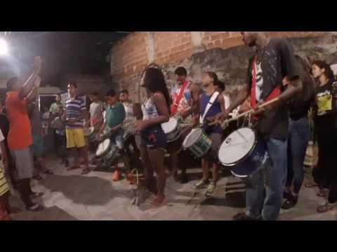 The Music of Favela Serrinha, Rio de Janeiro [GoPro]