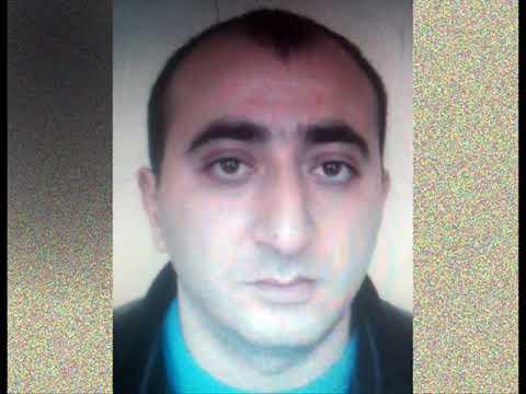 Вор в законе Геворик Нефтекамский  Молодой армянский Урка