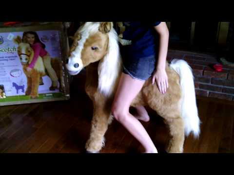 FurReal Pony Butterscotch