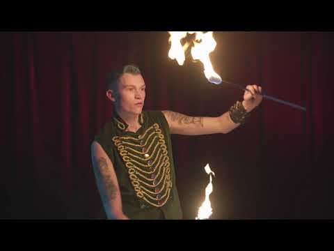 Beckwith and Fuller Events - Fire show
