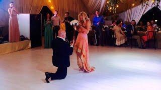 Последствия букета невесты, пойманного на пятой свадьбе подряд