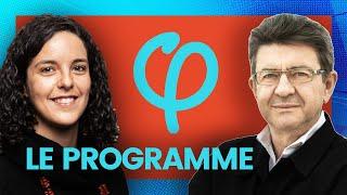 EUROPÉENNES - Le programme de la France Insoumise résumé