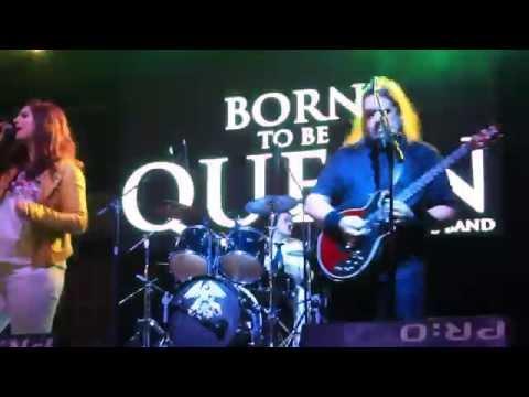 Born To Be Queen en Fiestas de Elda 2015