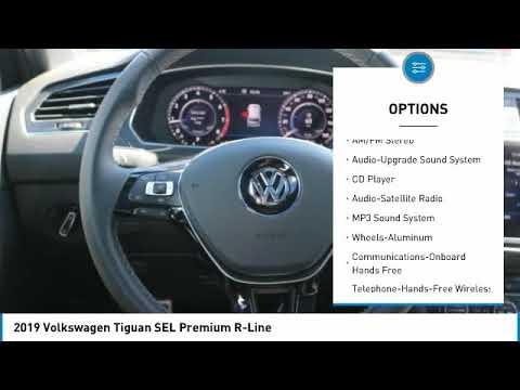 2019 Volkswagen Tiguan Woodland Hills CA N1852