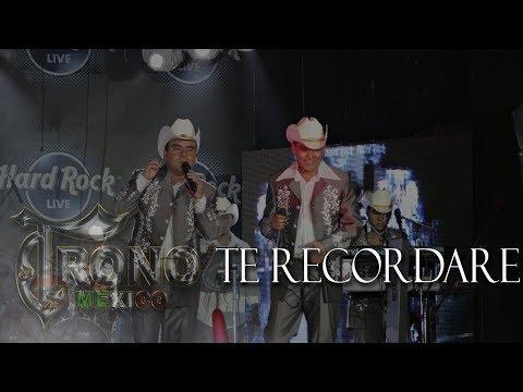 El Trono de México - Te Recordaré - Ralston Arena NE. (En Vivo) Parte 6