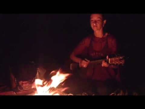 Leah Song & Nahko Bear Unplugged by the Fire - Good Wolf Sessions