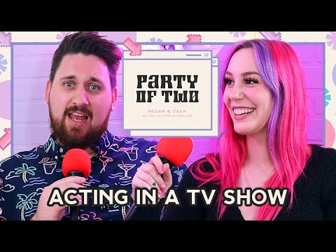 Download Acting In A T.V. Show | Party Of Two Podcast Ep.3
