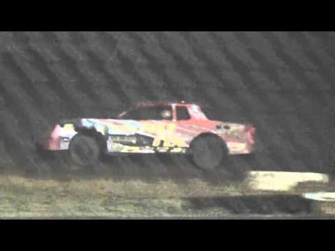 Ark La Tex Speedway USMTS Saturday night factory stock A feature part2 2/27/16