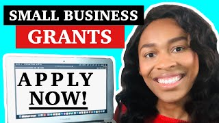 Top 5 Quick Apply Small Business Grants (2021) thumbnail