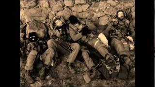 Israeli Special Forces - Sayeret Rimon (IDF Desert Commando) סיירת רימון