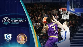 Fribourg Olympic v UNET Holon - Highlights - Basketball Champions League 2018-19