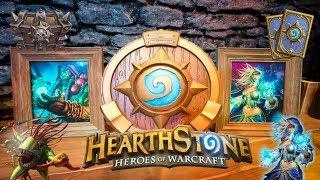 Hearthstone (Gameplay) - Kobolds & Catacombs - Big Control Warlock - KILL THE MILL!
