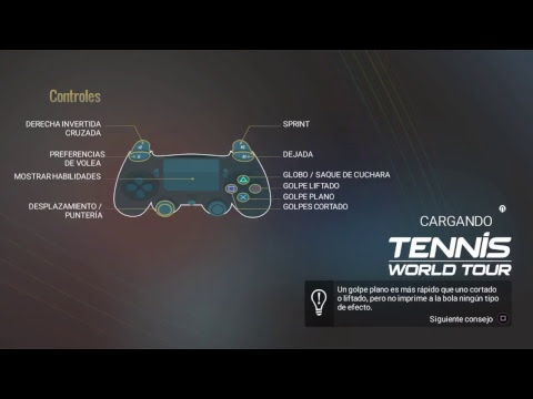*COMENZAMOS* Tennis World Tour