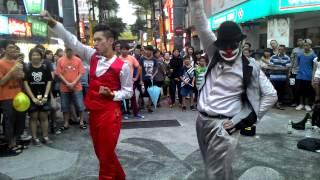 街頭超酷,street party