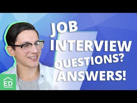 Собеседование на английском. Как пройти собеседование, если нет опыта работы? | EnglishDom