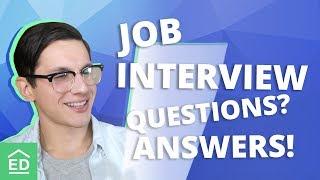 Собеседование на английском. Как пройти собеседование, если нет опыта работы?