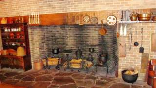 Video Colonial Dining Room with Fireplace ideas download MP3, 3GP, MP4, WEBM, AVI, FLV Agustus 2018