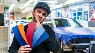 ABT x Vossen Audi SQ7 | Welche Folie wird es? | Daniel Abt