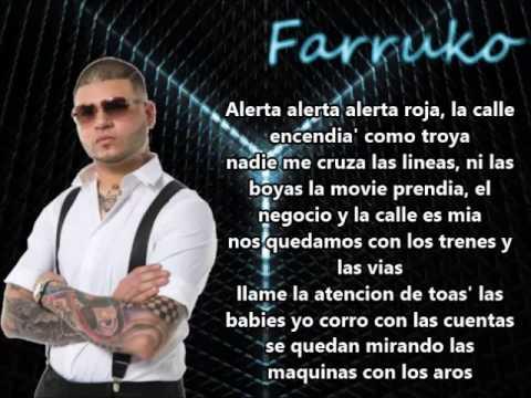 Alerta Roja Con Letras   Daddy Yankee Ft El Ejercito Con J Alvarez Incluido