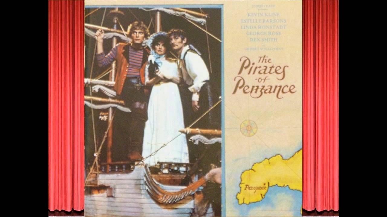 pirates of penzance act 1 broadway cast 1981 g amp s