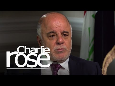 Iraqi PM Abadi on ISIL and Islam (Apr. 17, 2015) | Charlie Rose