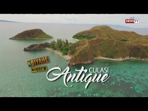 Biyahe ni Drew: The majestic beauty of Culasi, Antique (full episode)