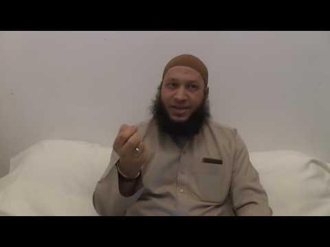 Ein sehr söhne hadith - Sheikh Abdellatif