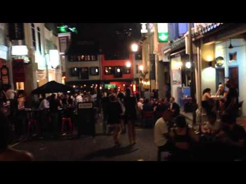 Club Street Chinatown Singapore by HourPhilippines.com