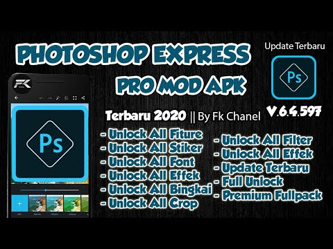 PHOTOSHOP EXPRESS ANDROID MOD    PHOTOSHOP PRO ANDROID