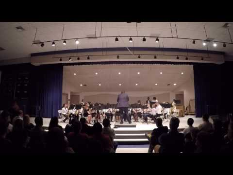 MMS Concert Band Above and Beyond