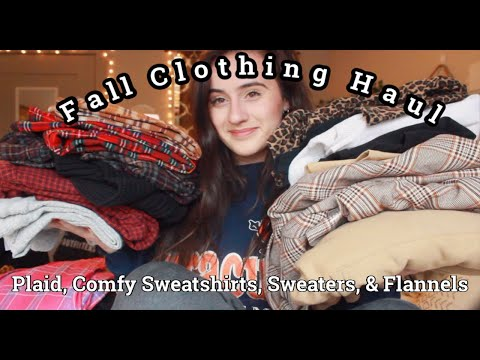 Fall Clothing Haul 2019 (Try-on)