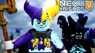 Lego Nexo Knights - Игра про Мультики Лего Нексо Найтс 2017 Видео для Детей