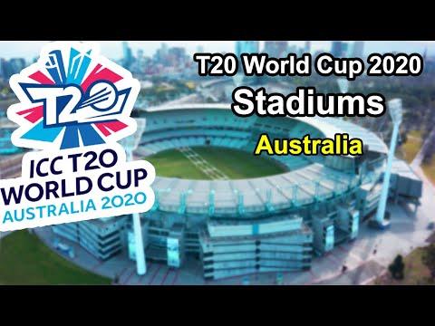 T20 World Cup 2020 Stadiums | Host Cities | Australia
