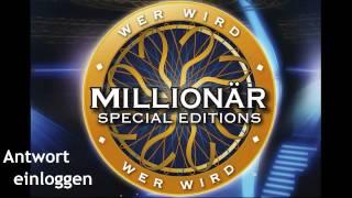 Wer wird Millionär Soundtracks [17] - Antwort Einloggen