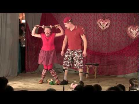 смешные сценки для детей и взрослых