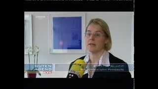 Muslime für Frieden - RTL Nord Beitrag über die Aktion in Hamburg