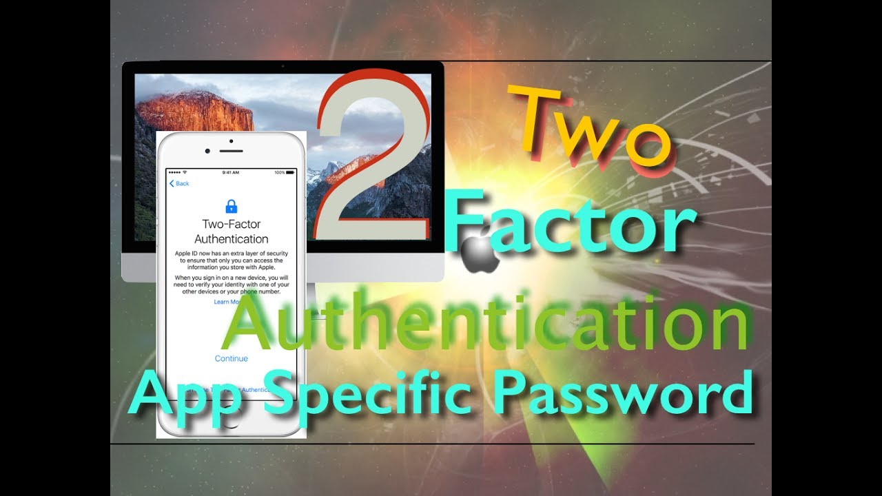 Download How to Set Up Two-Factor Authentication App Specific Password for Apple iCloud Account