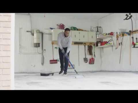 Epoxyshield Driveway Sealer and Garage Floor Coating By Rust Oleum