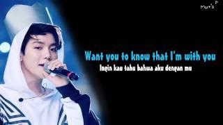 EXO Baekhyun ft. Chanyeol - Love Song Lyrics (Eng-Indo)-Muts