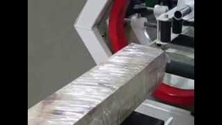 видео упаковка в стрейч пленку