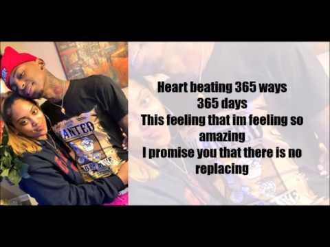 FunnyMike and Jaliyah  365 days lyrics