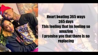 FunnyMike and Jaliyah - 365 days (lyrics)