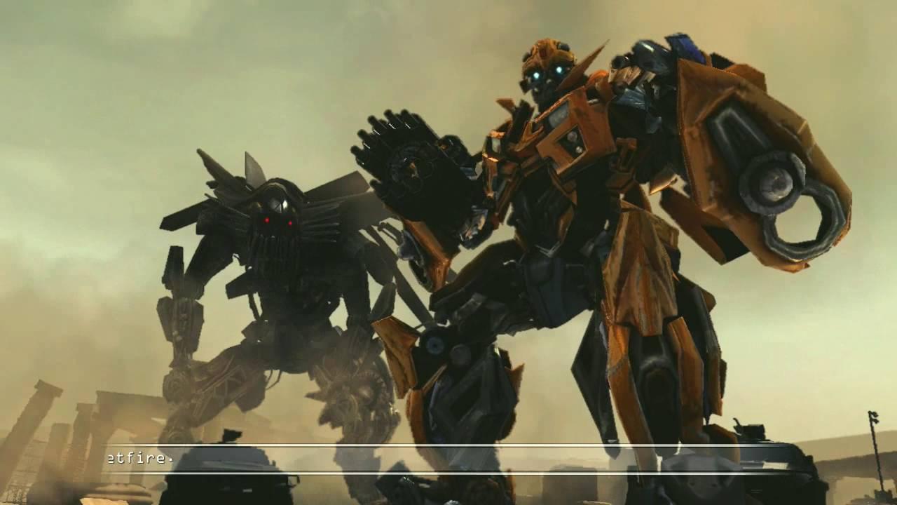 #20 Megatron vs. Bumblebee & Jetfire-Let's Play ... Transformers 3 Bumblebee Vs Megatron