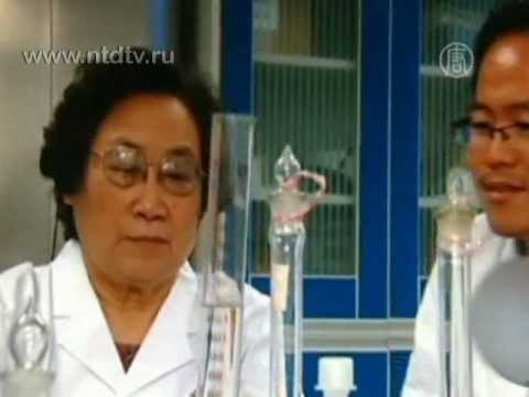 Ученого из КНР наградили за лекарство от малярии
