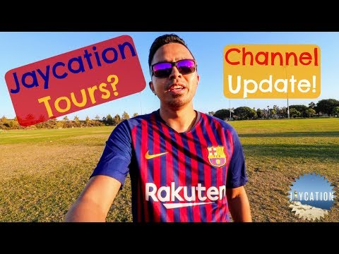 TRAVEL & CHANNEL UPDATE + REQUEST FOR VIDEO IDEAS & JAYCATION TOURS?