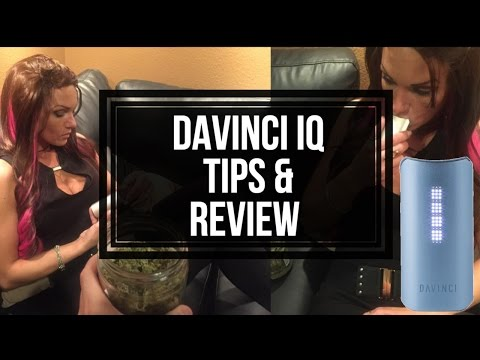 Davinci IQ Review - Pros & Cons - What Vape We Recommend Instead