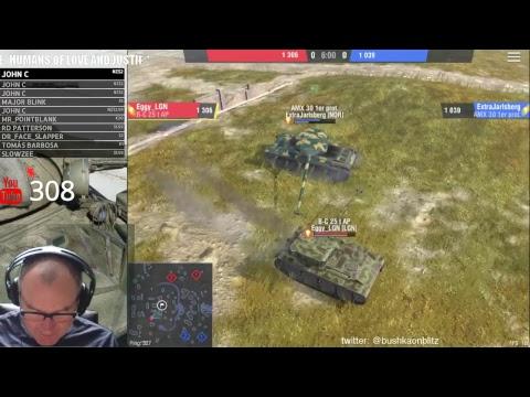 ROLLING IS-5 EU LIVE STREAM